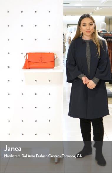 McGraw Leather Crossbody Bag, sales video thumbnail