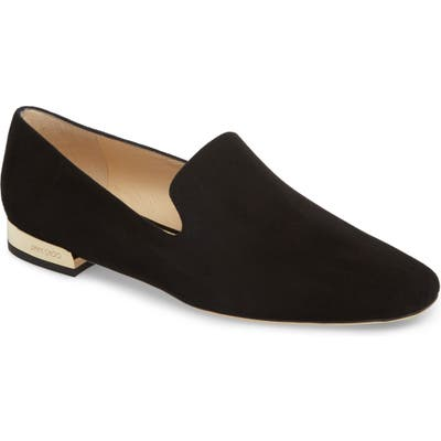 Jimmy Choo Jaida Loafer - Black