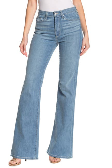 Image of Joe's Jeans Molly High Rise Flare Jeans