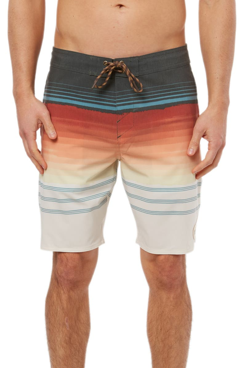 O'NEILL Timeless Cruzer Board Shorts, Main, color, GRAPHITE
