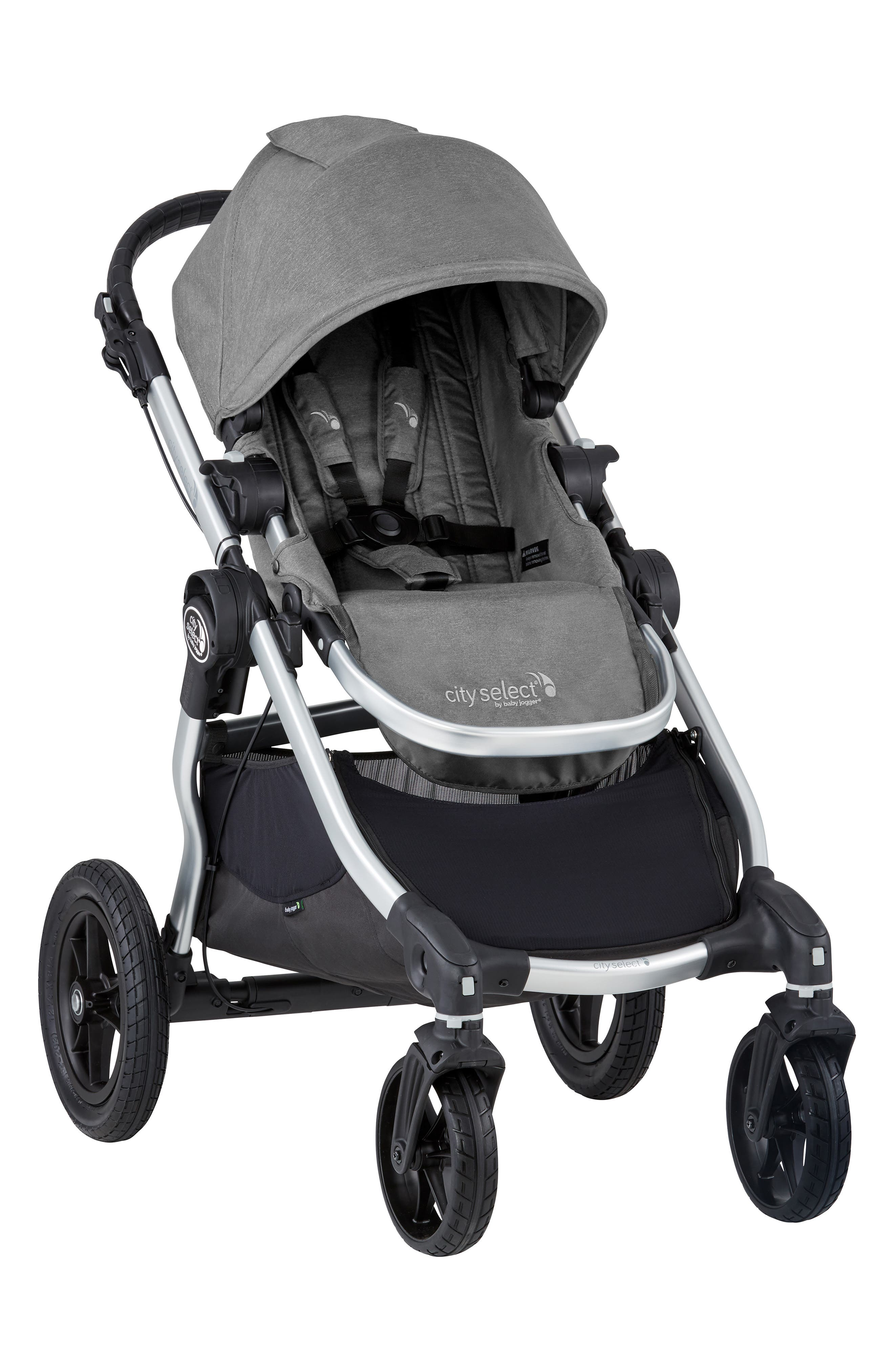 Infant Baby Jogger City Select Fashion Edition Stroller Size One Size  Grey