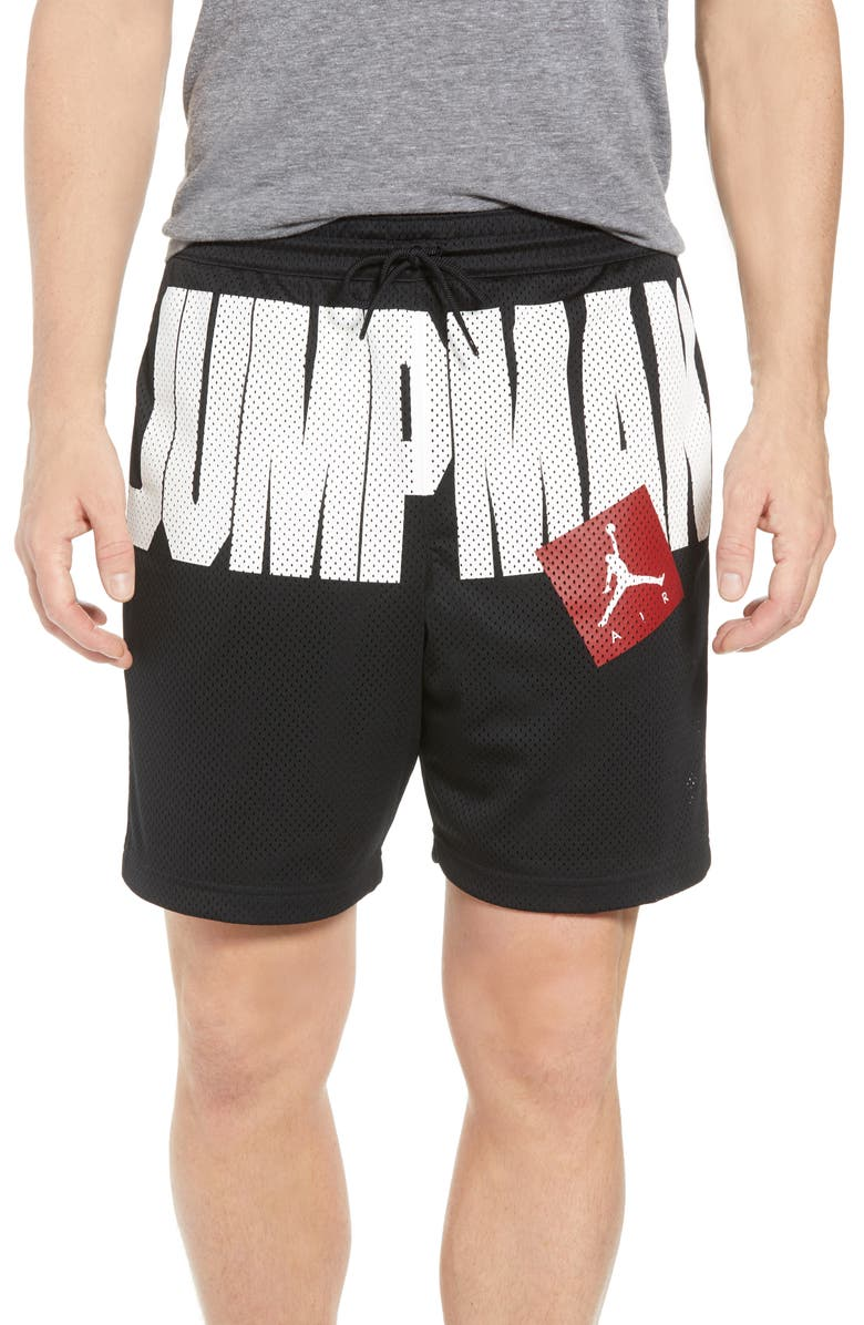 bffa323690f Jordan Jumpman Air Mesh Shorts | Nordstrom