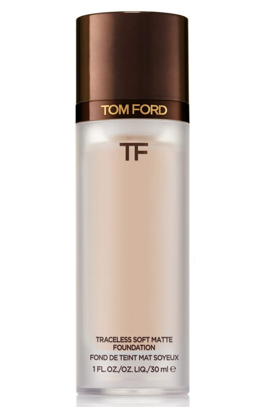 Tom Ford Traceless Soft Matte Foundation In 3.5 Ivory Rose