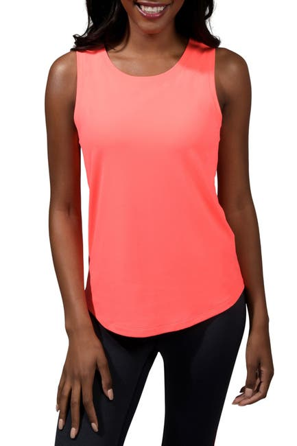 Image of 90 Degree By Reflex Nulu High/Low Muscle Tank