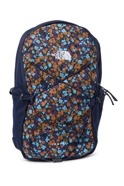 Image of The North Face Jester Floral Print Backpack