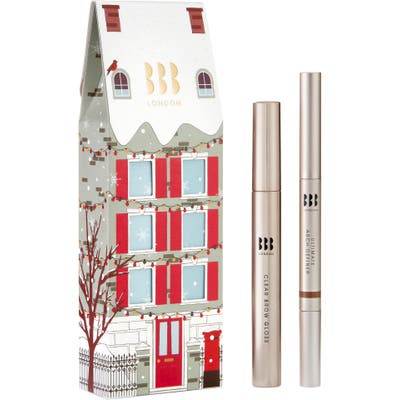 Bbb London Brows About Town Set - Chai
