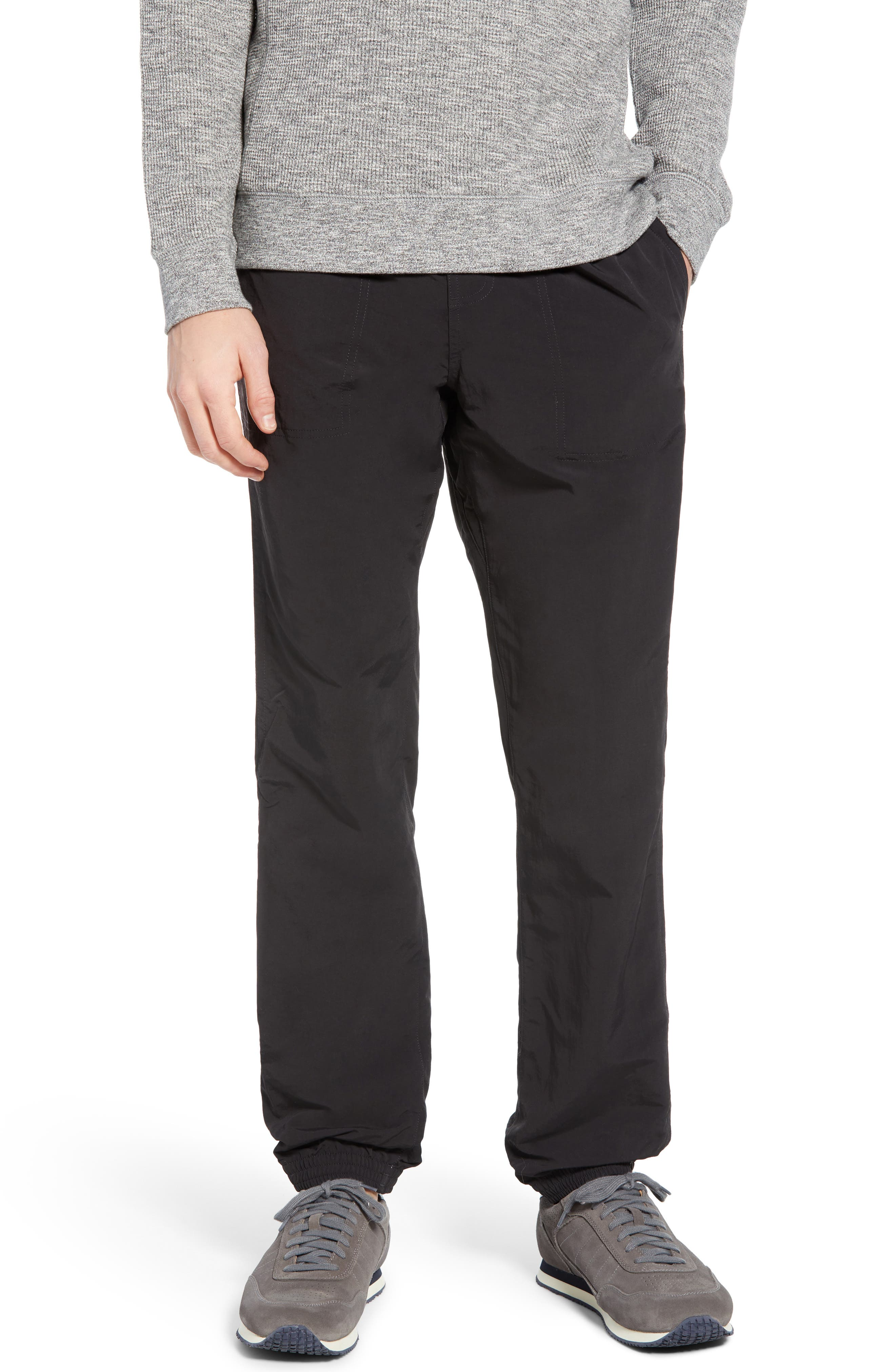Patagonia Baggies(TM) Slim Fit Pants, Black