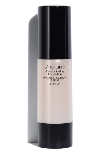 Image of Shiseido Ginza Tokyo Radiant Lifting SPF 17 Foundation - Deep Ochre