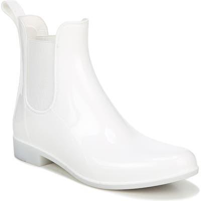 Sam Edelman Tinsley Waterproof Rain Boot, White