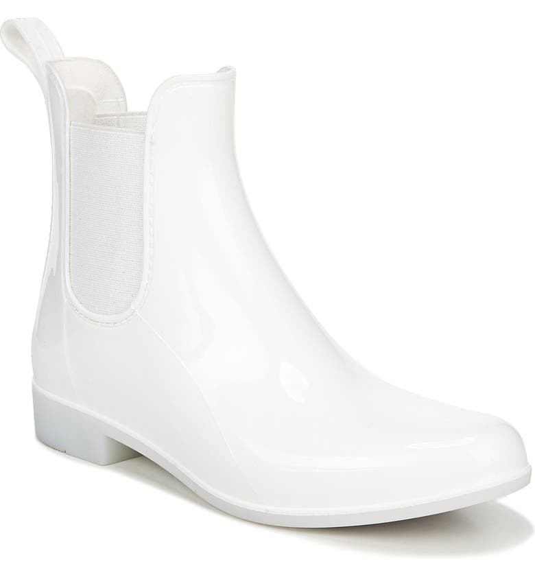 SAM EDELMAN Tinsley Waterproof Rain Boot, Main, color, BRIGHT WHITE RUBBER
