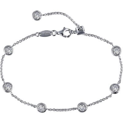 Lafonn Simulation Diamond Station Bracelet