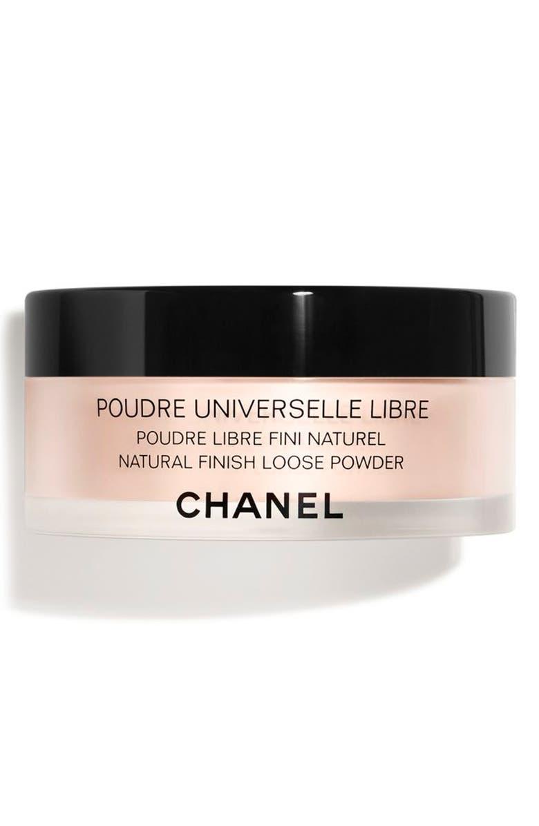 CHANEL POUDRE UNIVERSELLE LIBRE Natural Finish Loose Powder, Main, color, 12