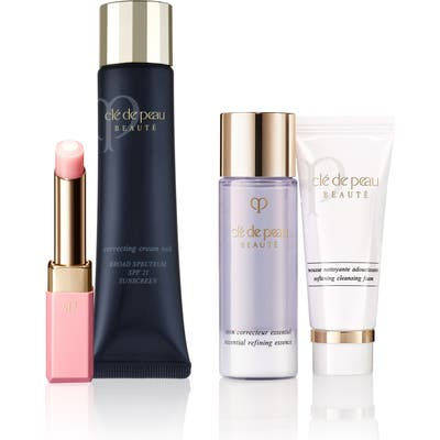 Cle De Peau Beaute Lip Glorifier & Correcting Cream Veil Set - No Color (Nordstrom Exclusive) ($156 Value)
