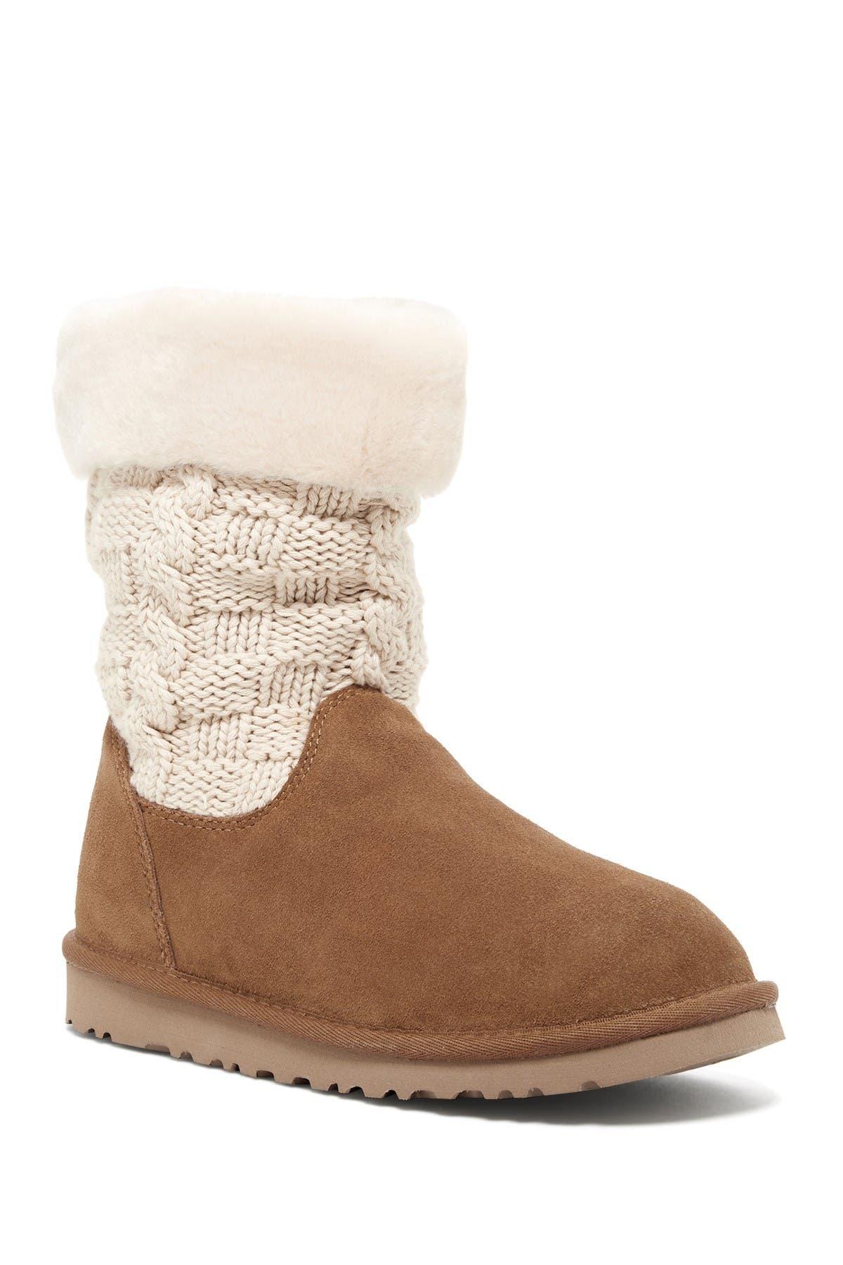 UGG | Juniper Cuffed Sweater Boot