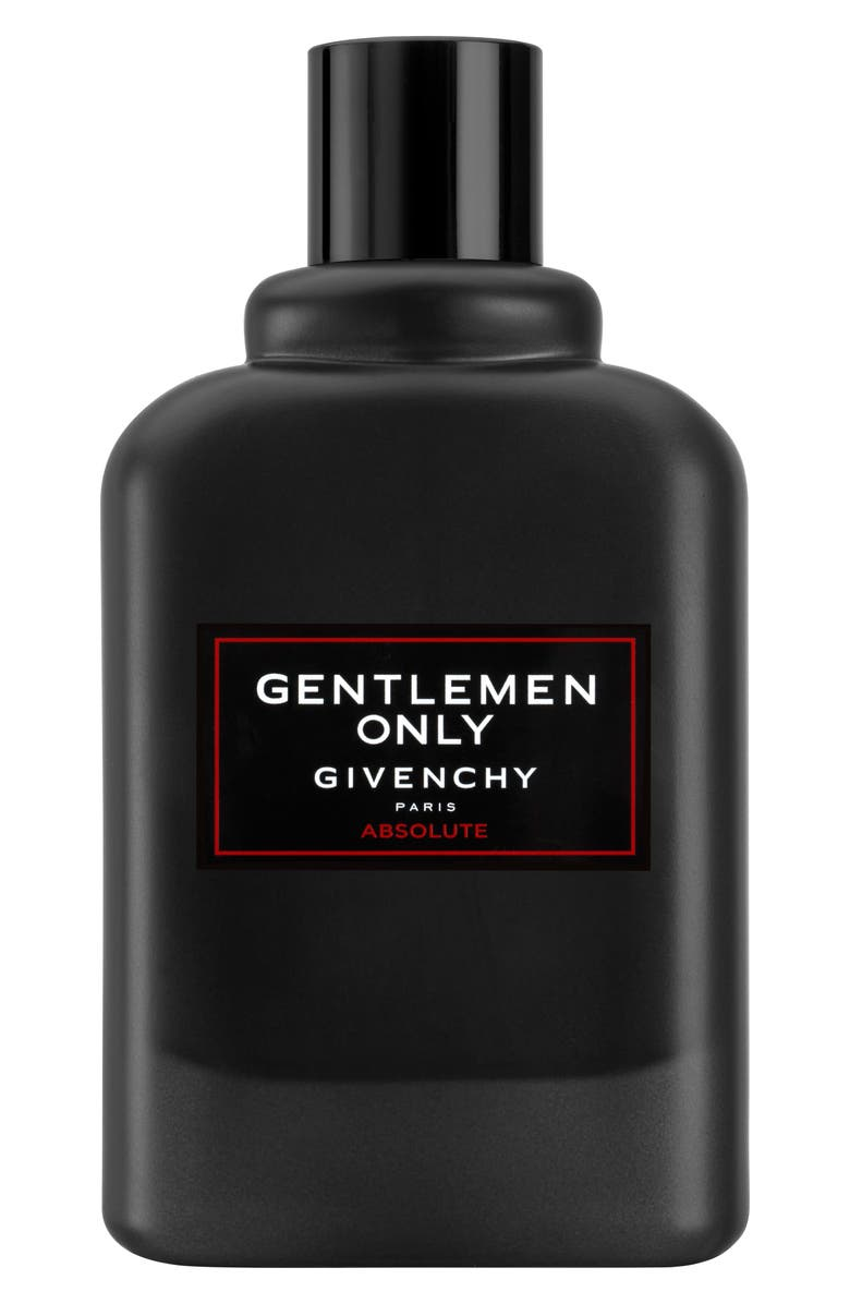 GIVENCHY 'Gentleman Only Absolute', Main, color, NO COLOR