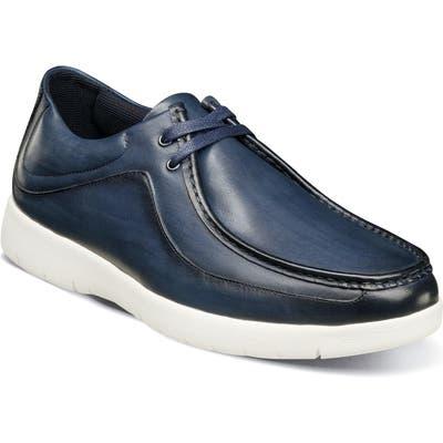 Stacy Adams Hanley Sneaker, Blue