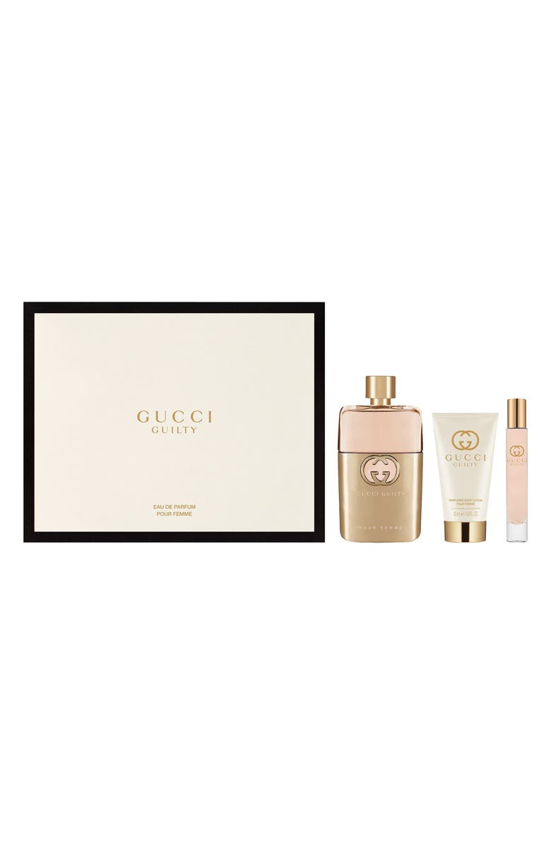 Gucci Guilty Pour Femme Set 171 Value Nordstrom