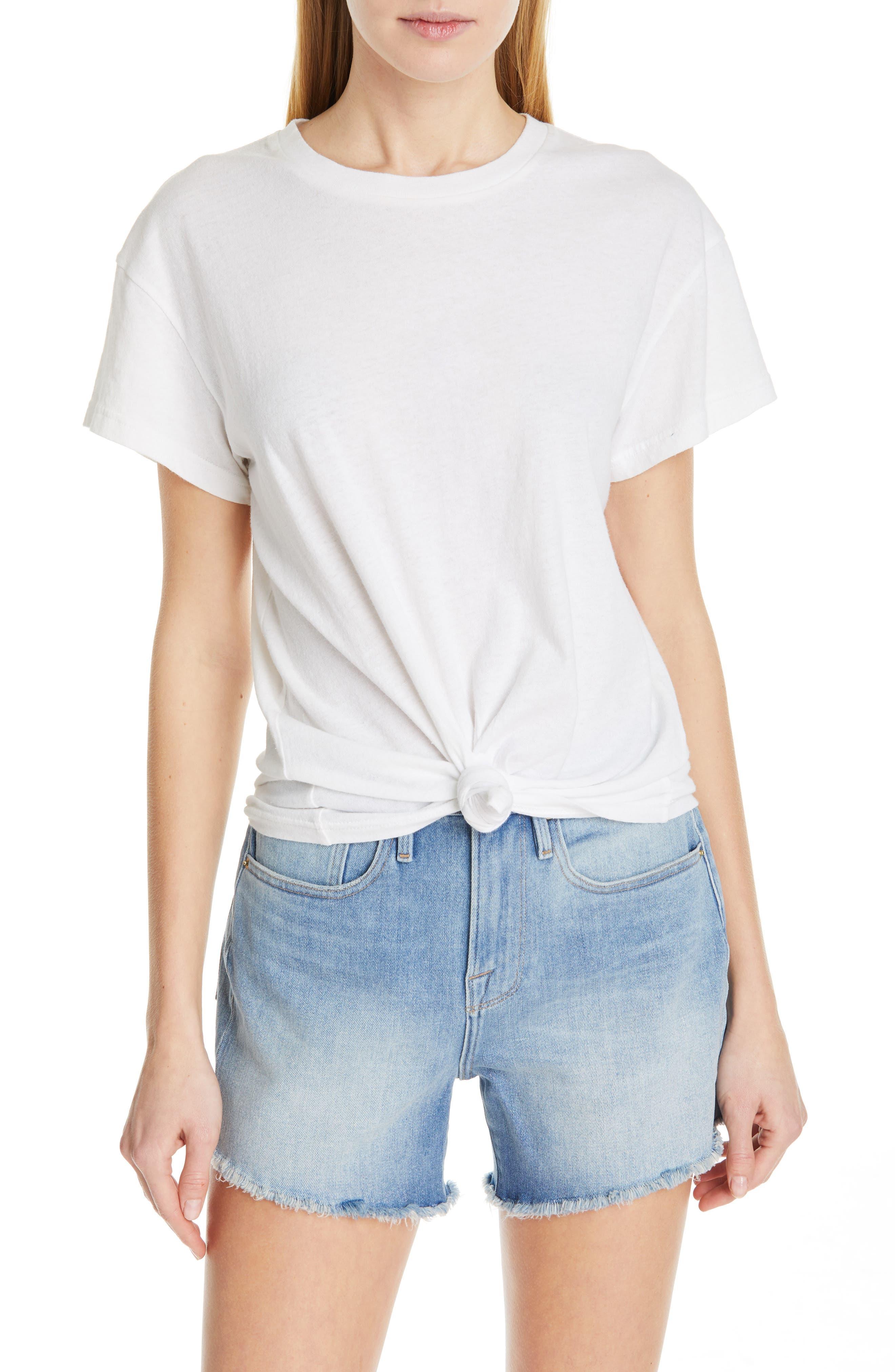 Frame Wear Thin Tee, White