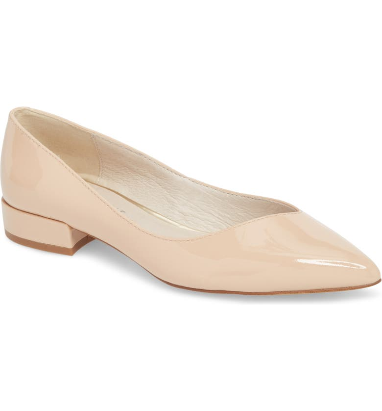 KENNETH COLE NEW YORK Ames Pointy Toe Flat, Main, color, 294