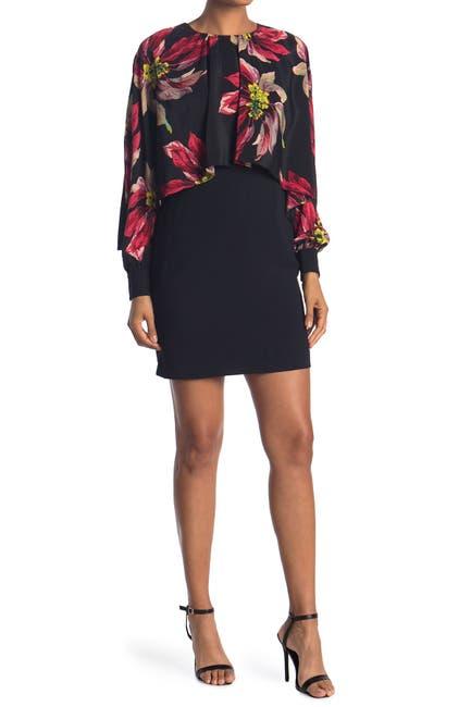 Image of Trina Turk Preston Floral Dress