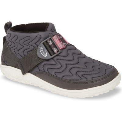 Chaco Ramble Quilted Sneaker, Grey