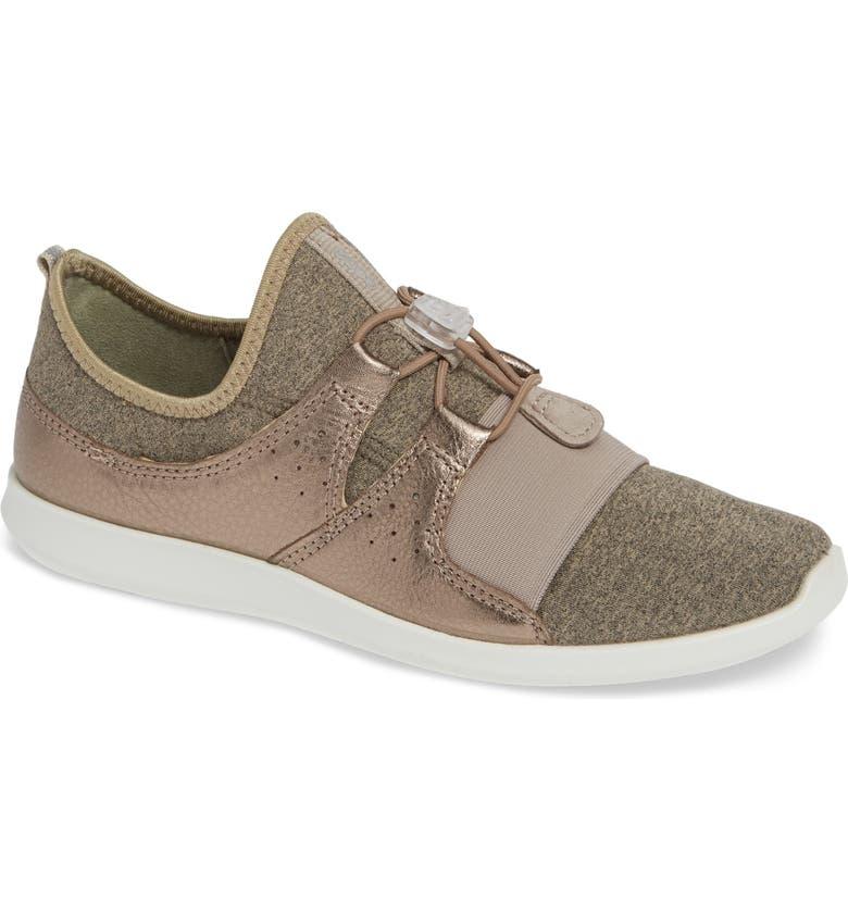 ECCO Sense Toggle Sneaker, Main, color, 020