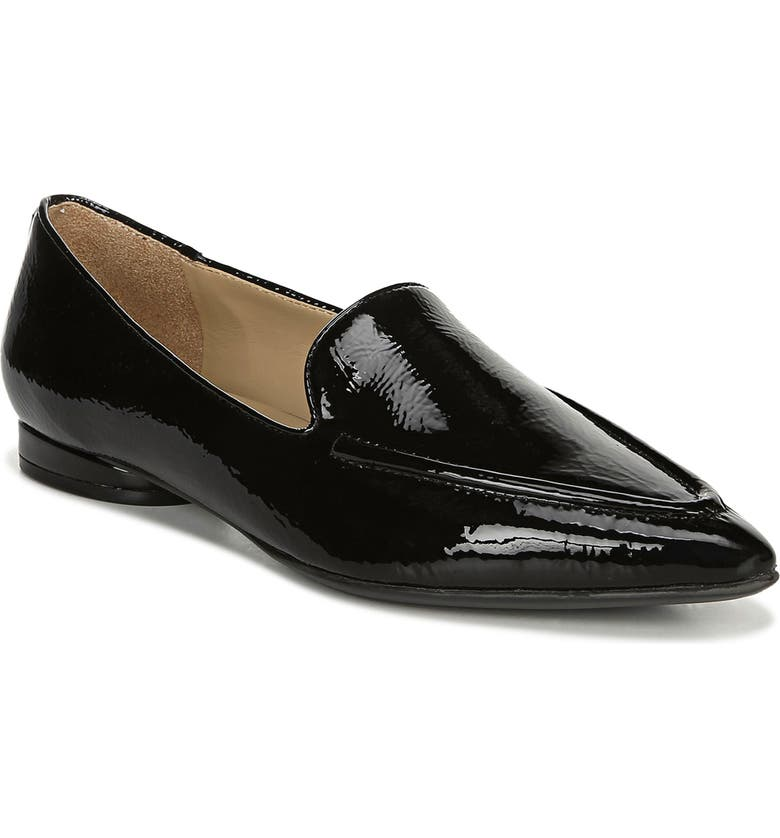 NATURALIZER Haines Loafer, Main, color, BLACK PATENT LEATHER