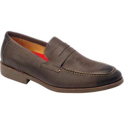 Sandro Moscoloni Mercel Penny Loafer - Brown