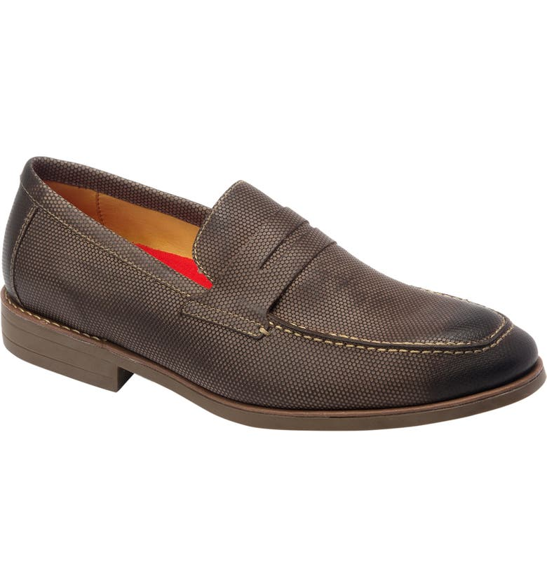 SANDRO MOSCOLONI Mercel Penny Loafer, Main, color, 200