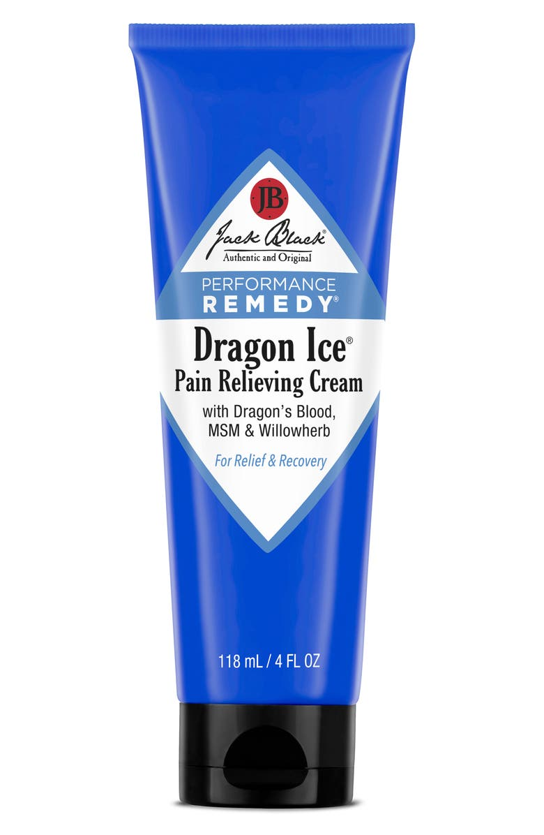 JACK BLACK Dragon Ice Relief & Recovery Balm, Main, color, NO COLOR