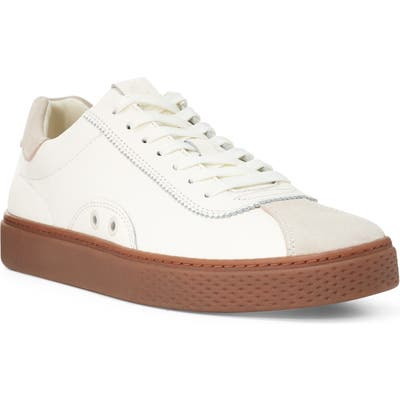 Polo Ralph Lauren Court 100 Lux Sneaker, White
