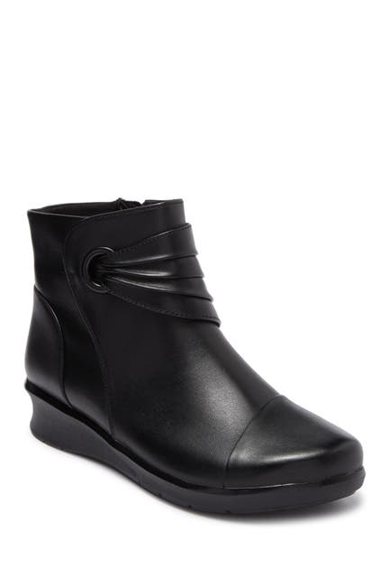 Image of Clarks Hope Twirl Wedge Bootie