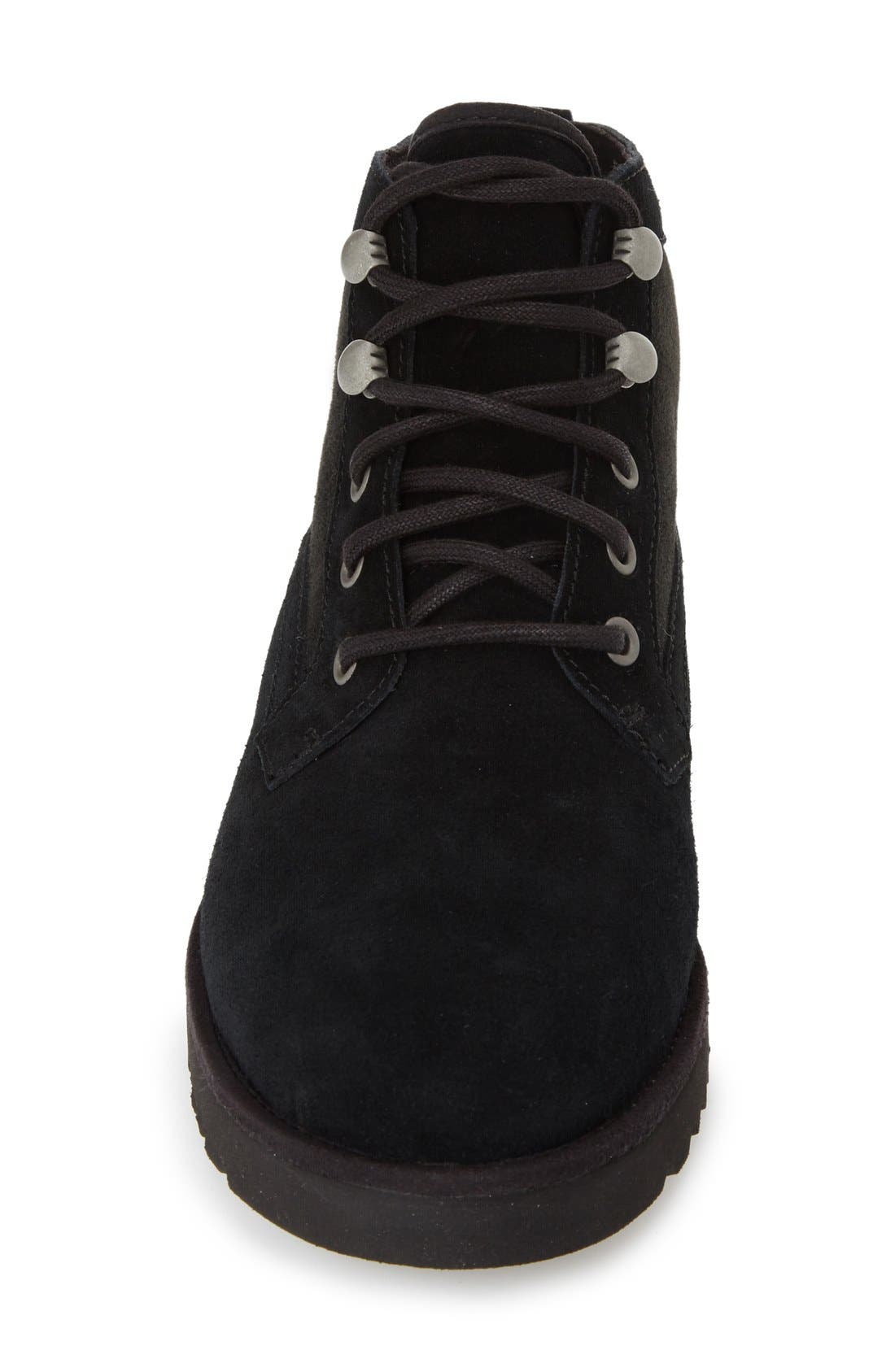 ,                             Bethany - Classic Slim<sup>™</sup> Water Resistant Chukka Boot,                             Alternate thumbnail 5, color,                             001