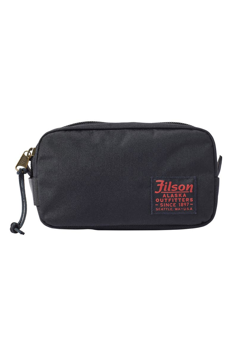 FILSON Travel Kit, Main, color, DARK NAVY