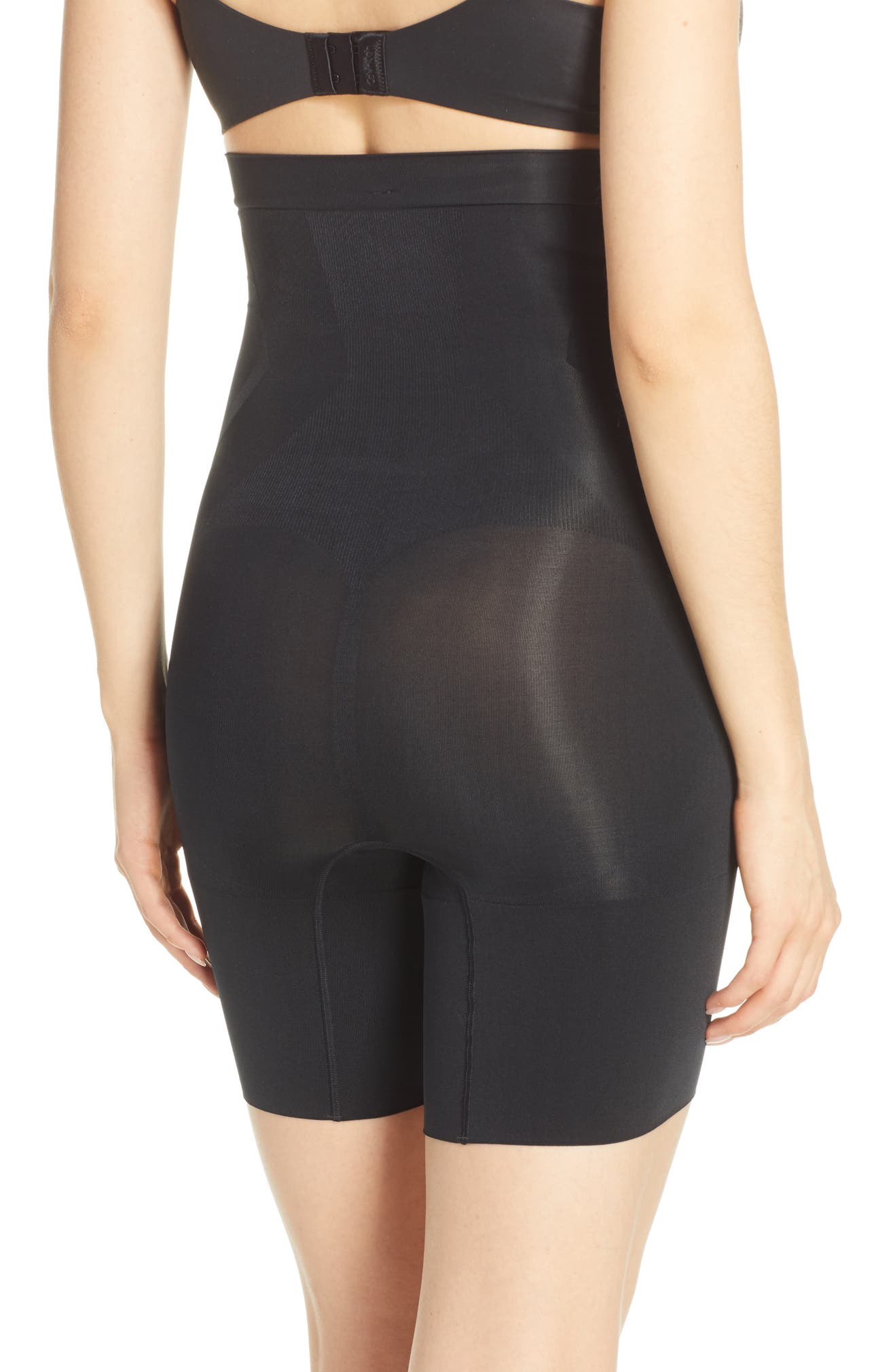3c49395aedc7a0 SPANX® Oncore High Waist Mid Thigh Shaper | Nordstrom