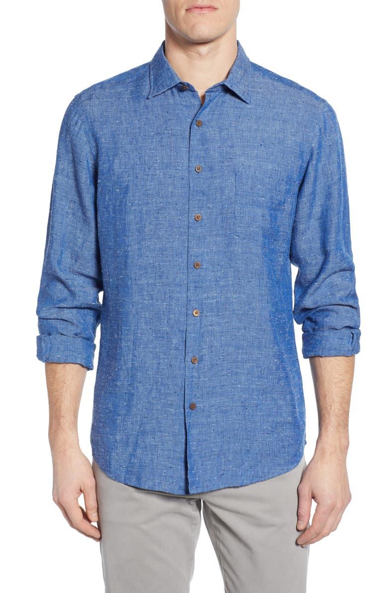 RODD & GUNN Branhill Regular Fit Sport Shirt, Main, color, 432