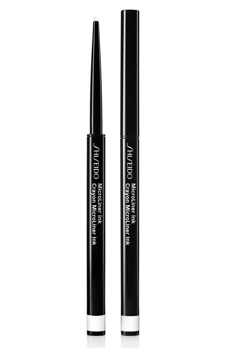 SHISEIDO Microliner Ink, Main, color, WHITE