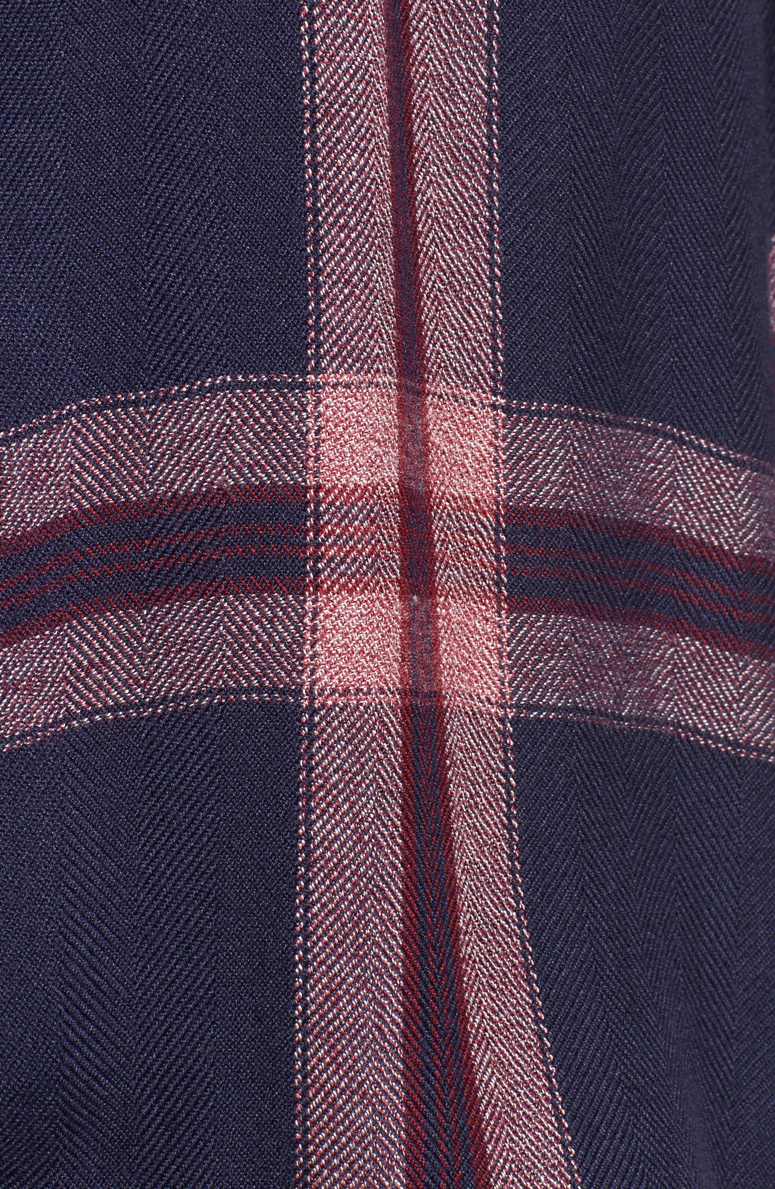 ,                             Hunter Plaid Shirt,                             Alternate thumbnail 717, color,                             400