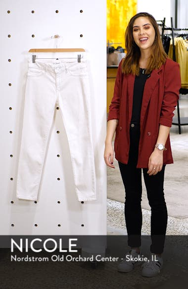 'Florence' Instasculpt Crop Skinny Jeans, sales video thumbnail
