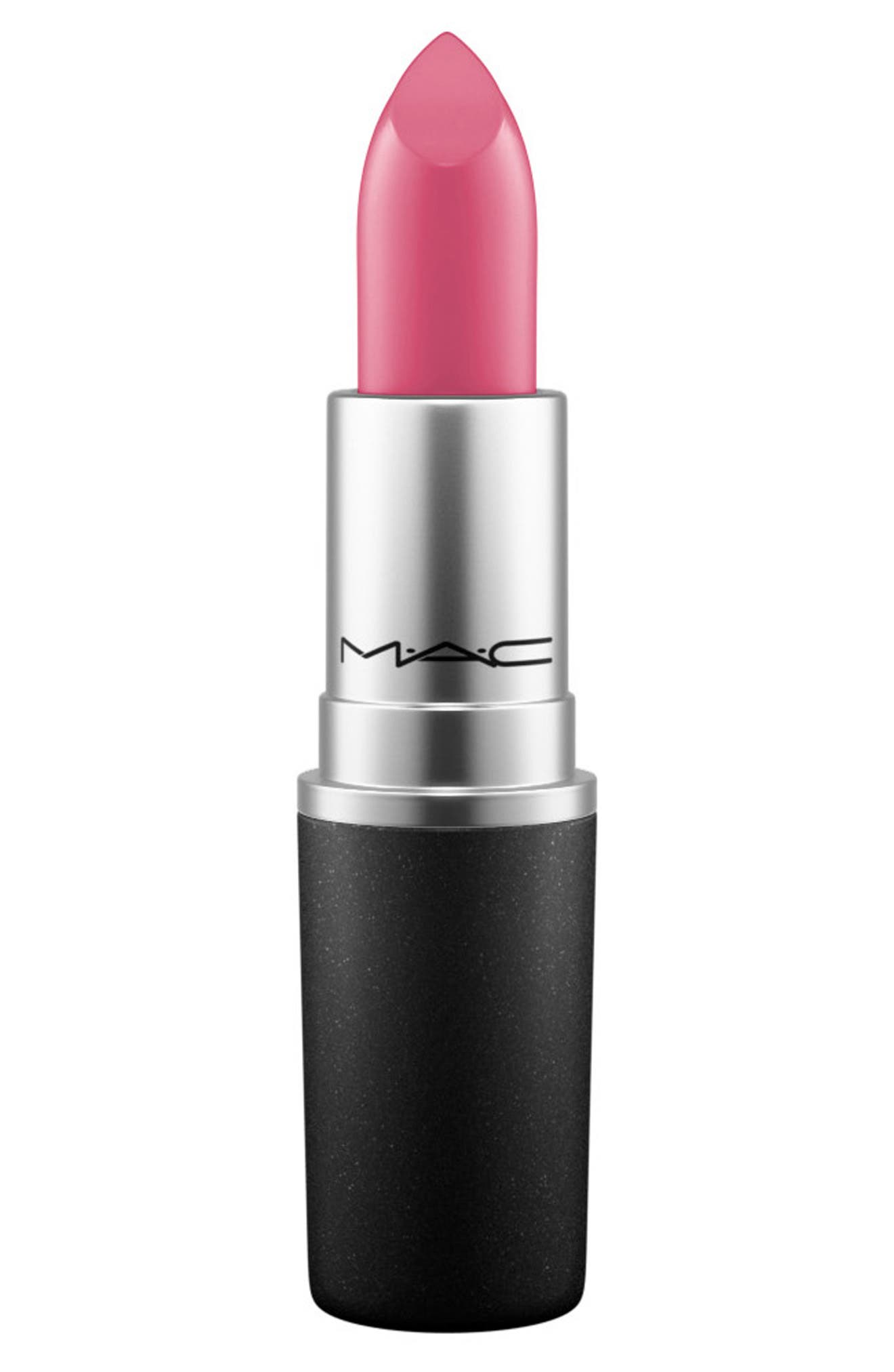 ,                             MAC Strip Down Nude Lipstick,                             Main thumbnail 427, color,                             499