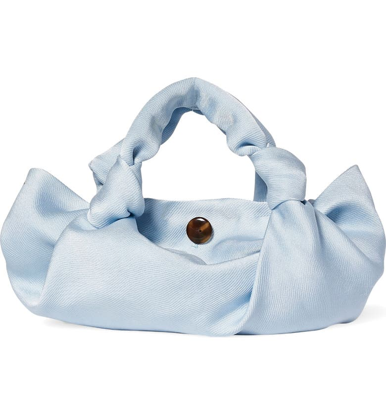 THE ROW Ascot Two Silk Bag, Main, color, 453