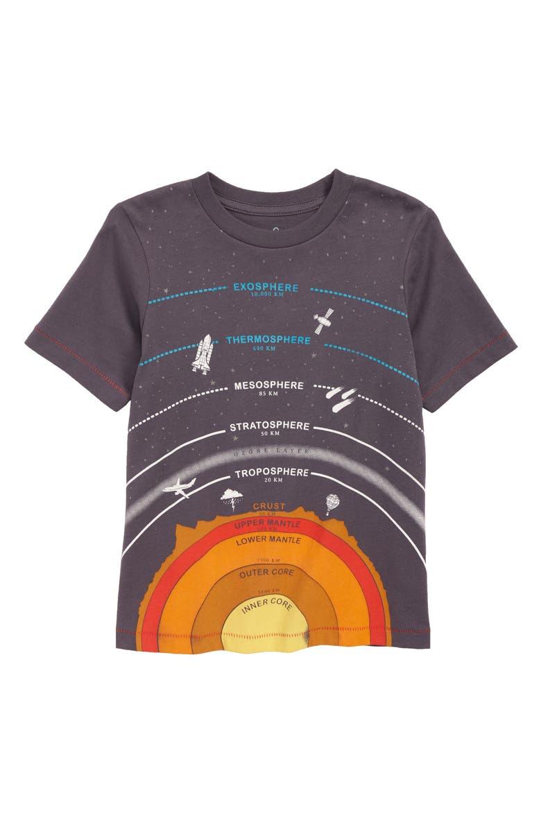 7cffdb332 Peek Atmosphere Glow in the Dark Graphic T-Shirt, Main, color, 021