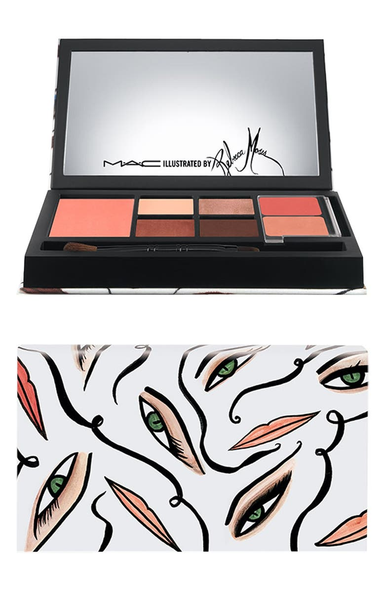 MAC COSMETICS M·A·C 'Illustrated' Face Kit, Main, color, 200