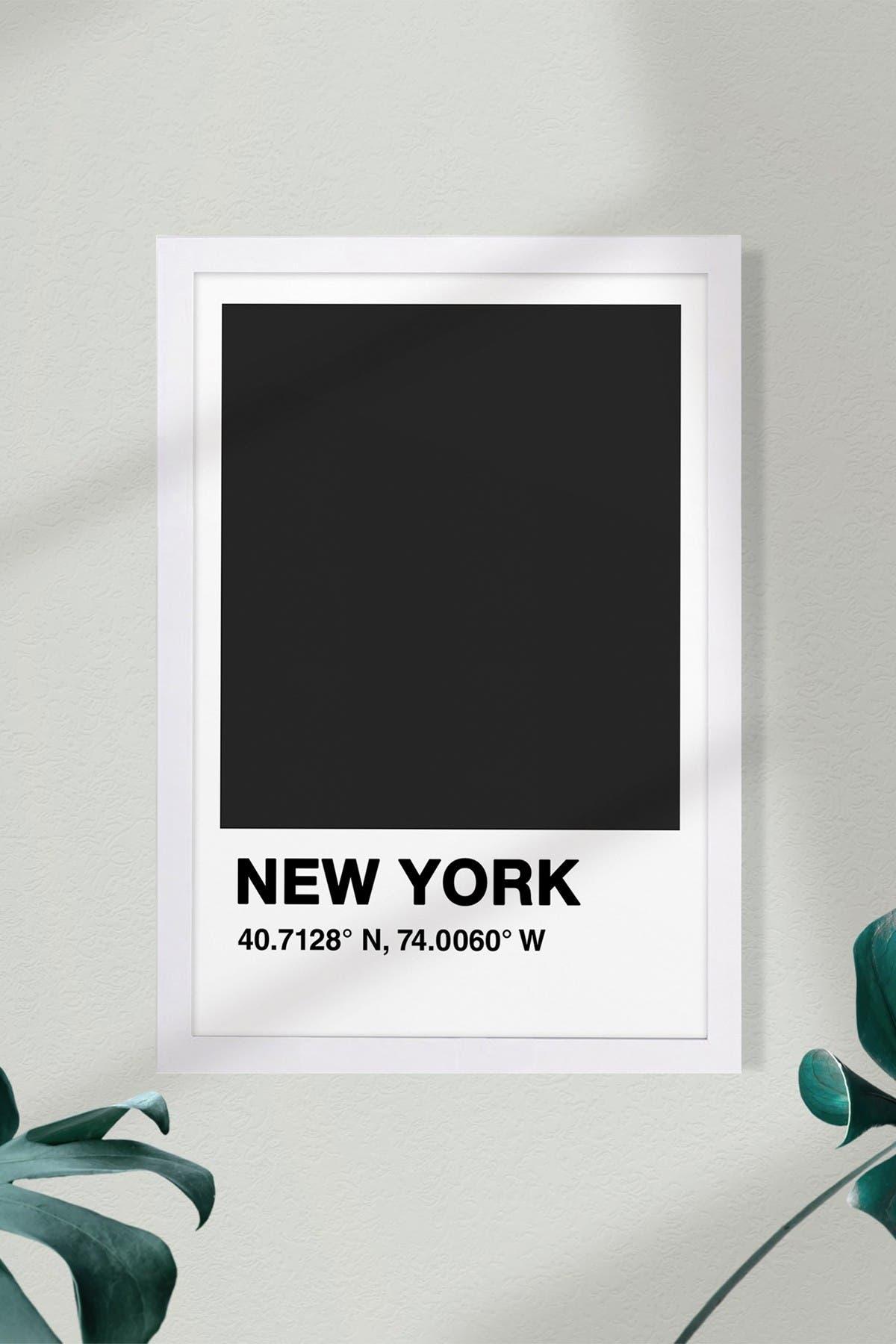 Wynwood Studio New York Color Swatch Art at Nordstrom Rack
