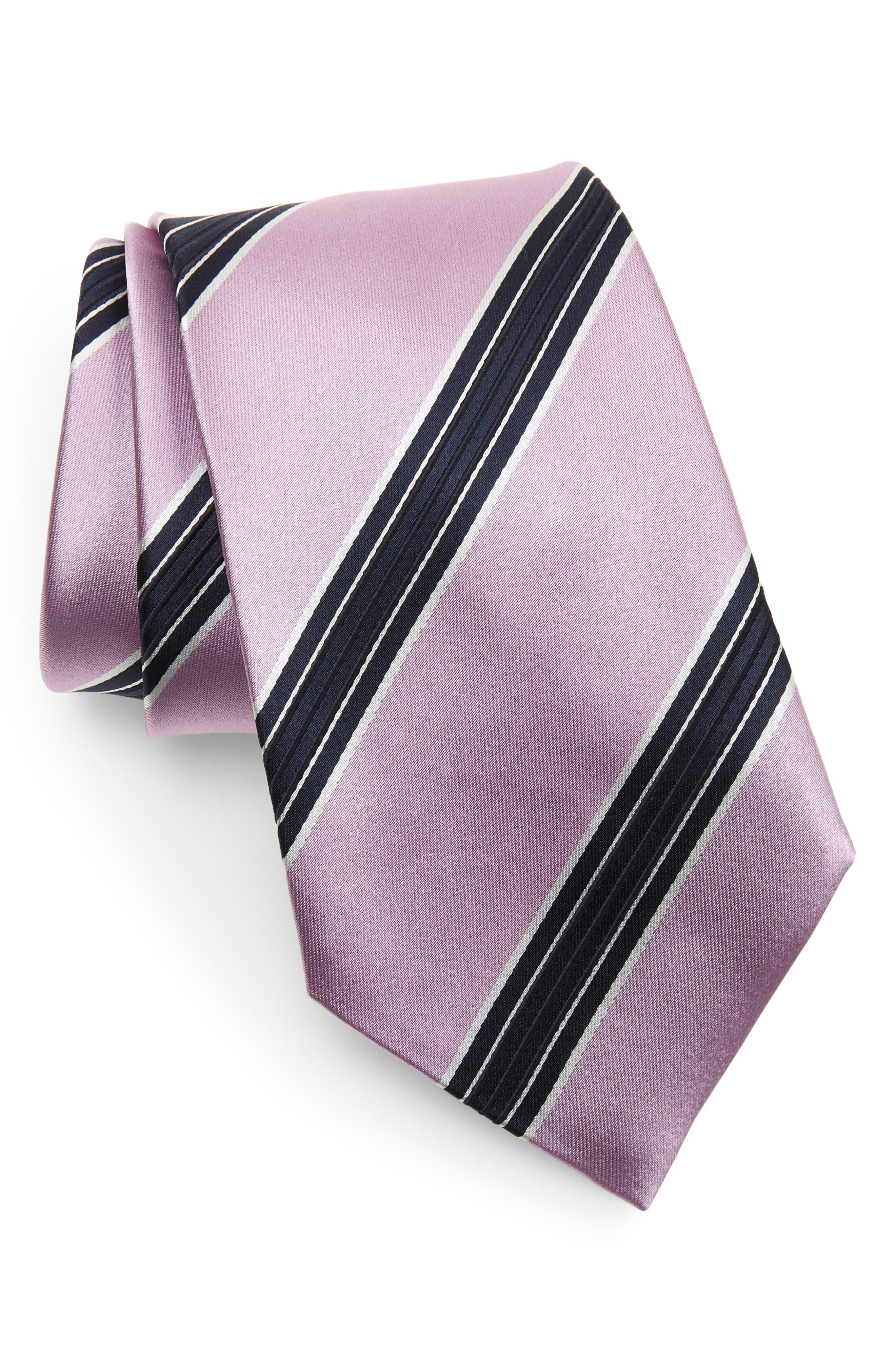 Image of Ermenegildo Zegna Striped Tie