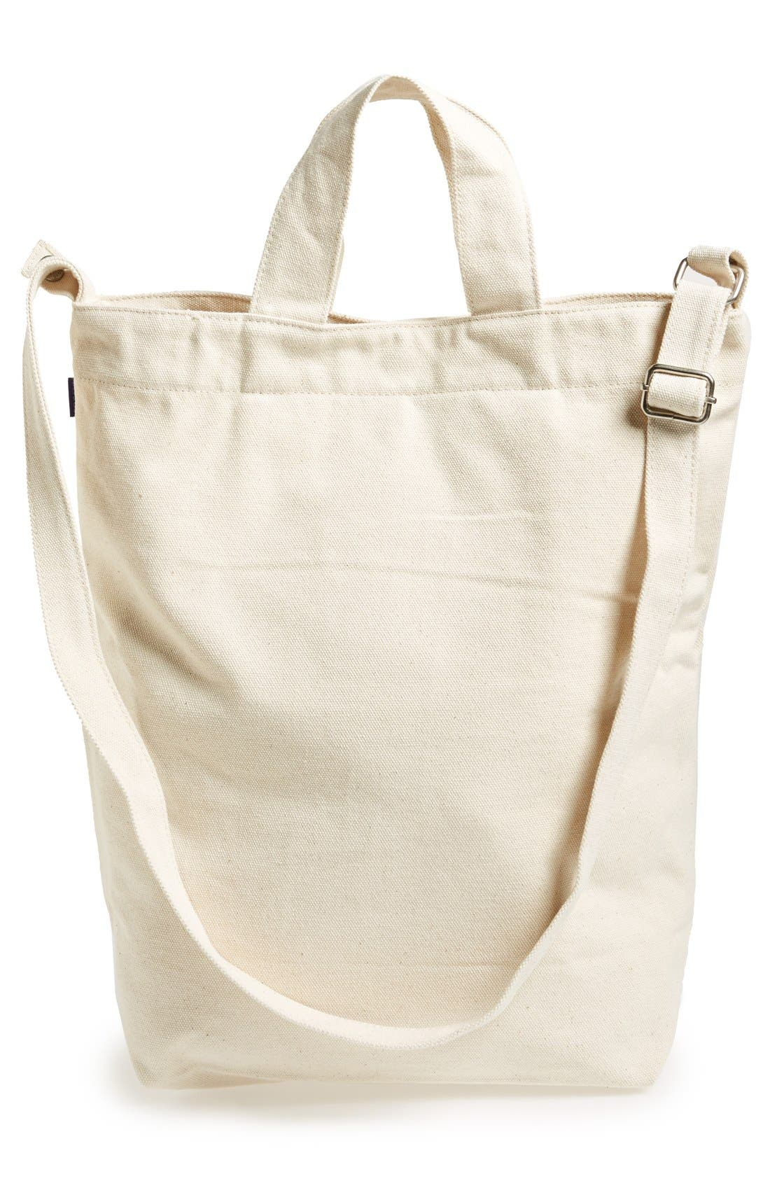 ,                             'Duck Bag' Canvas Tote,                             Alternate thumbnail 114, color,                             900