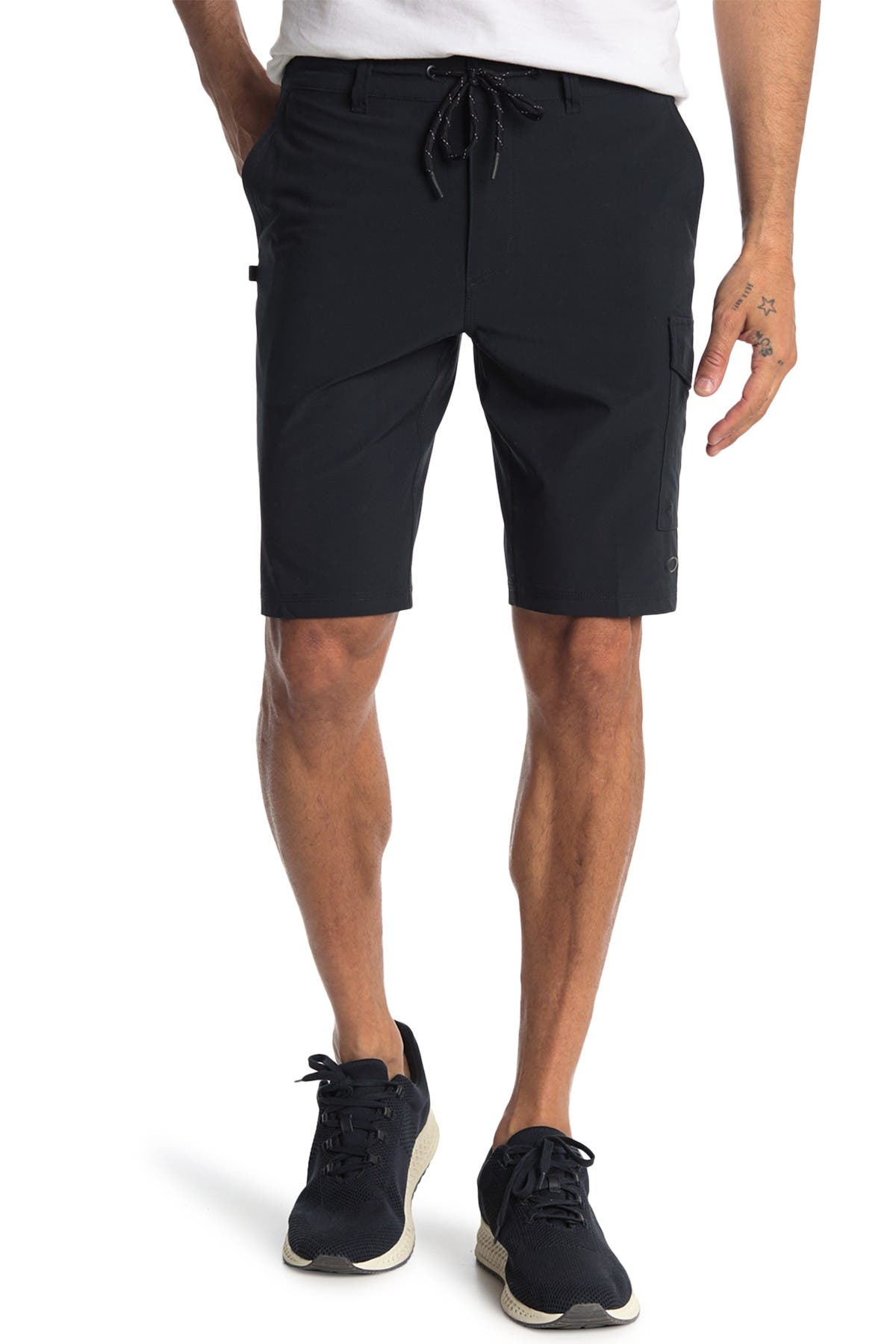 Image of Oakley Cruiser Cargo Hybrid 21 Shorts