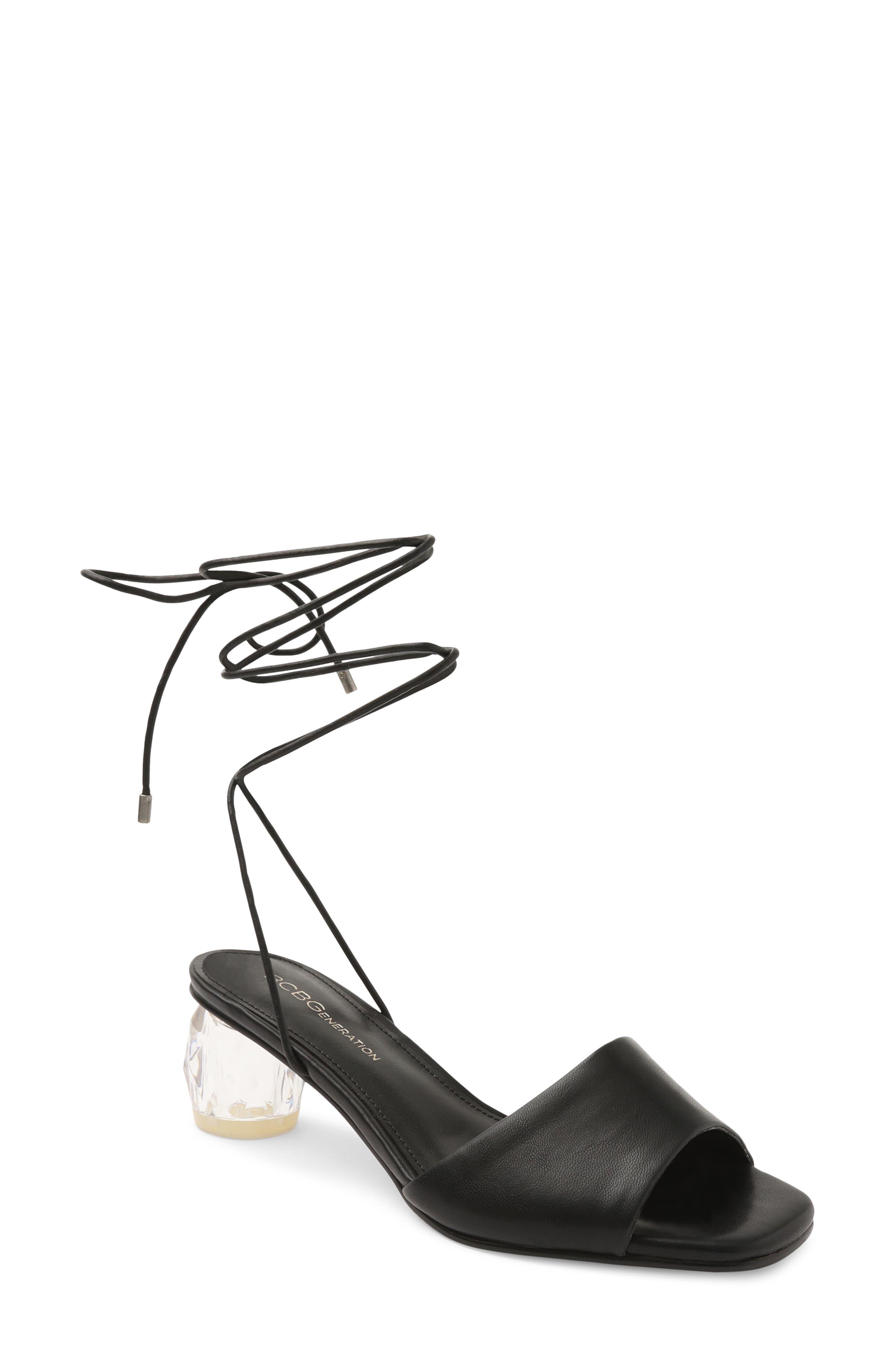 Moxia Ankle Strap Sandal