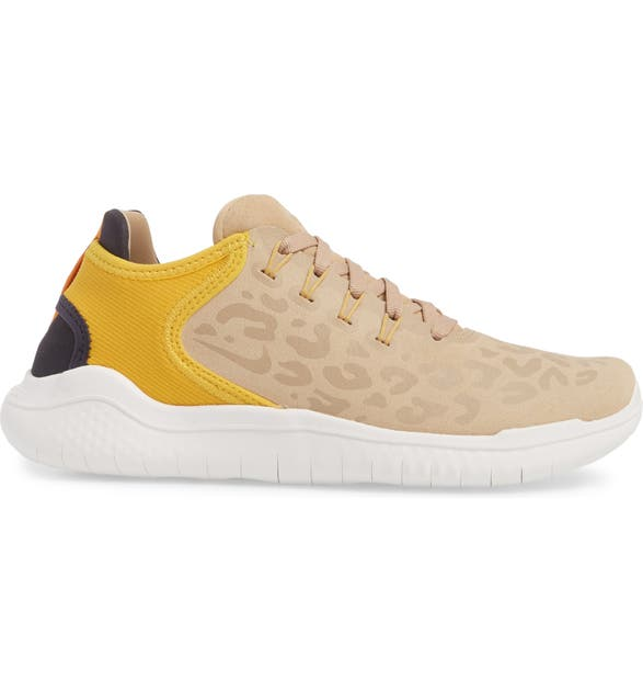 san francisco c4cad 3578d Nike Free RN 2018 Wild Running Shoe (Women)   Nordstrom