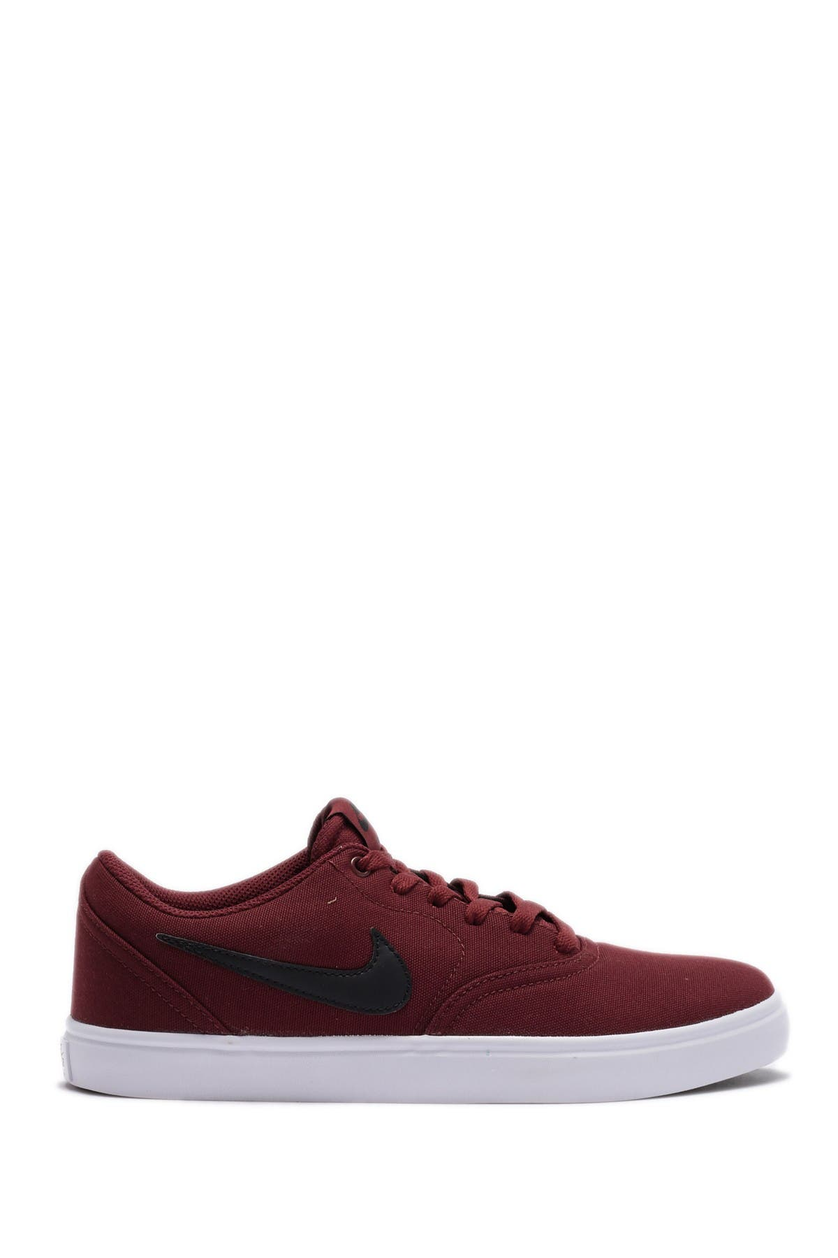 calor Relámpago Universidad  Nike | SB Check Solar Canvas Sneaker | Nordstrom Rack